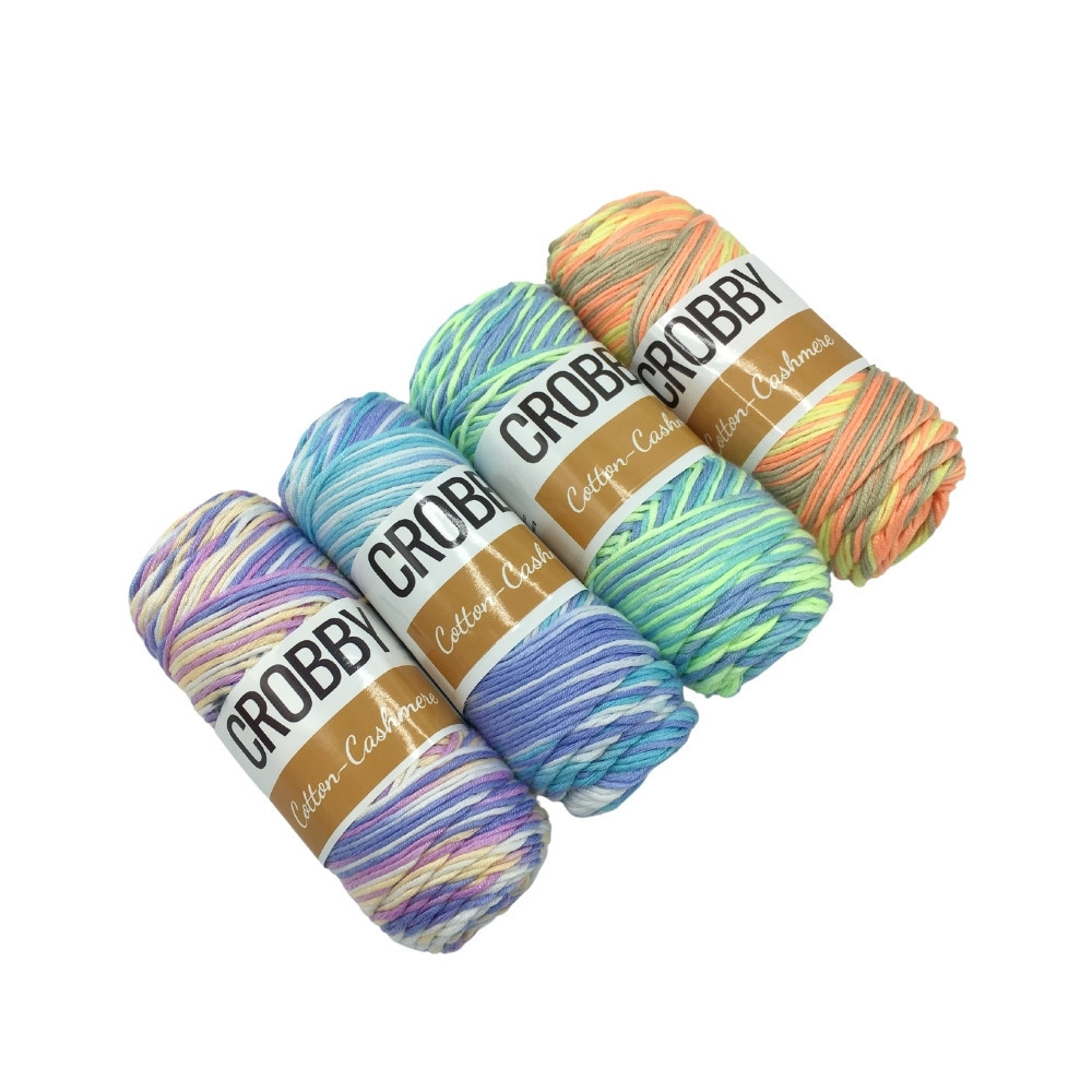 Cotton Cashmere multicolor