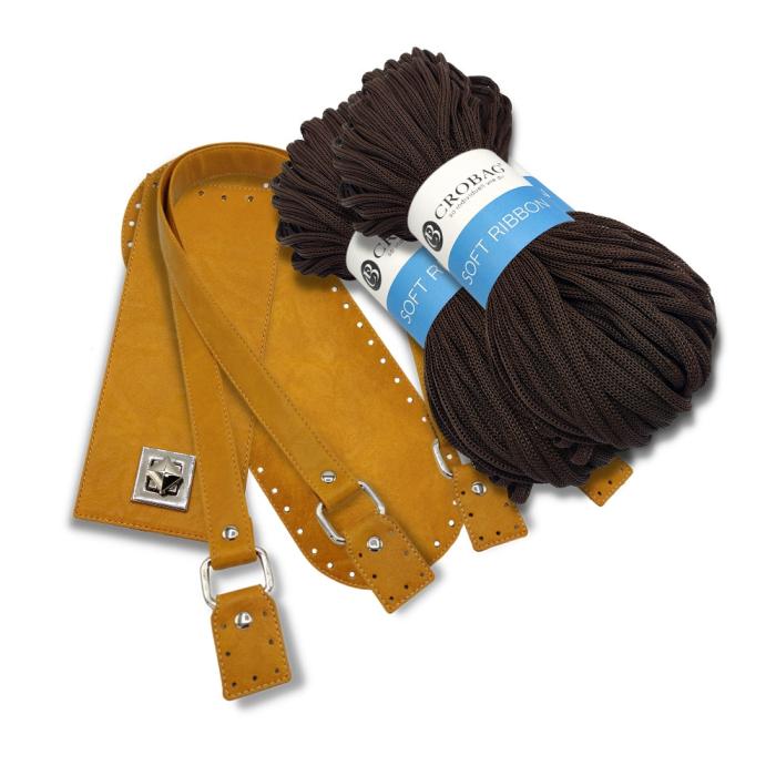 0,5m Futterstoff Canvas uni