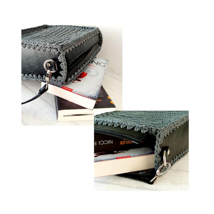 Holzgriffe quadratisch, 14cm
