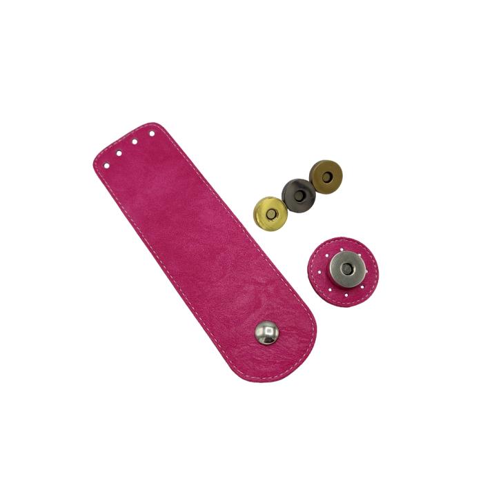 Taschenverschluss 35x15 mm
