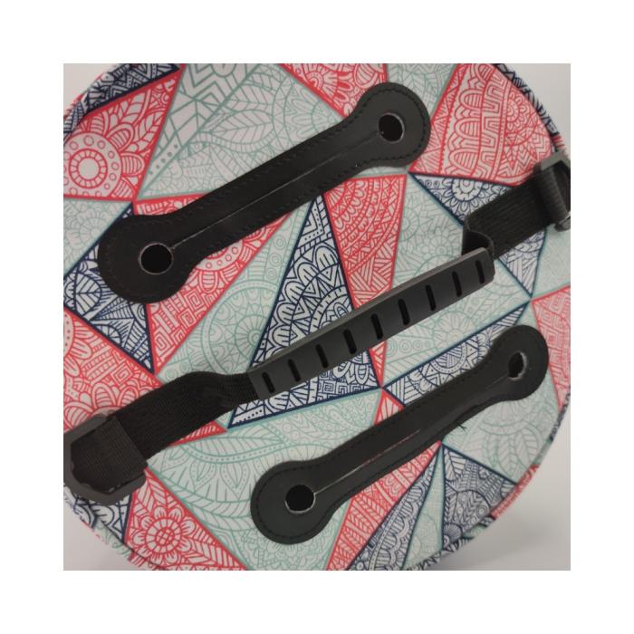 Set Irilena grau / blue jean