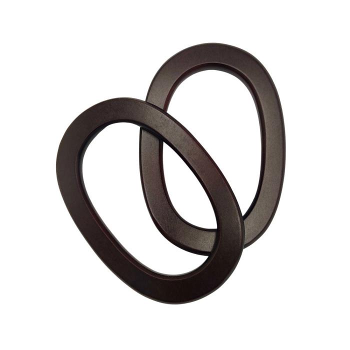 Set Bowling Bag schwarz / grau